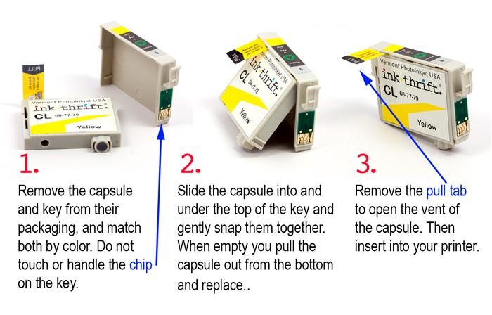 EasyFill instructions